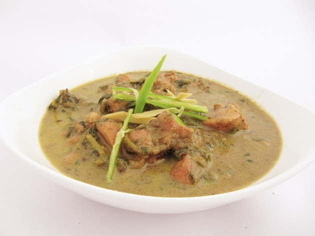Fenugreek Chicken / Methi Chicken